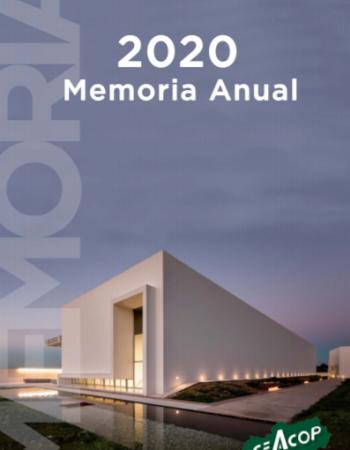 Memoria anual ceacop 2020